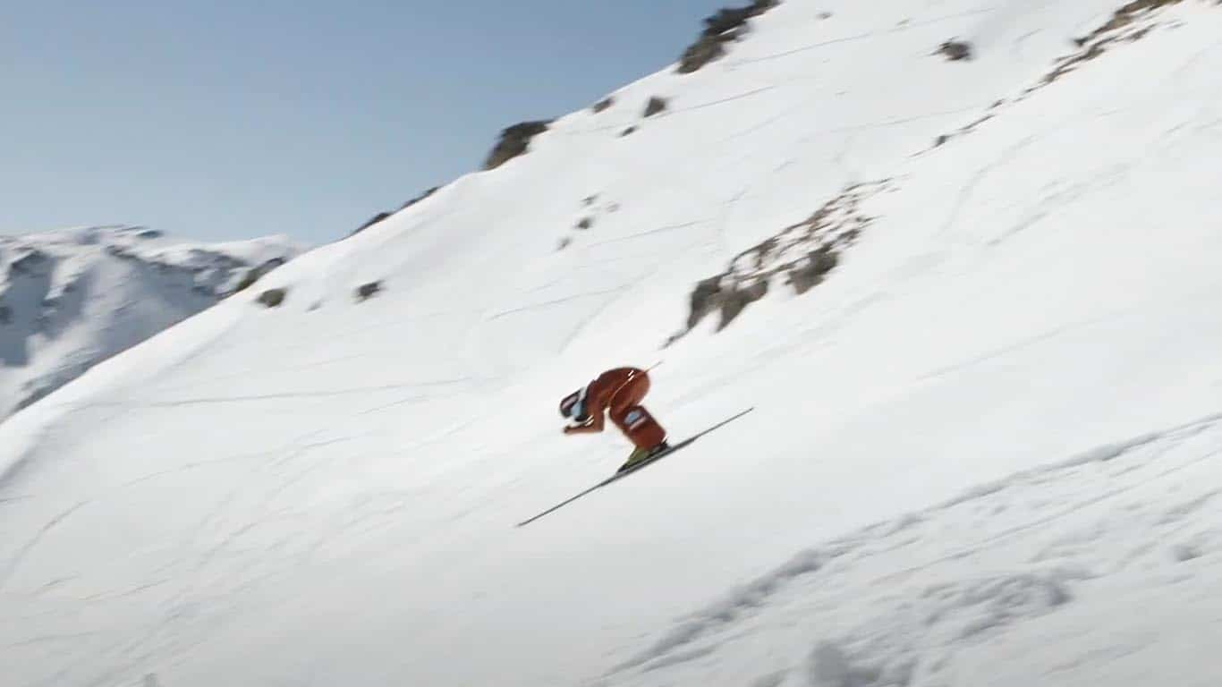 Nici Schmidhofer Speedski Vars