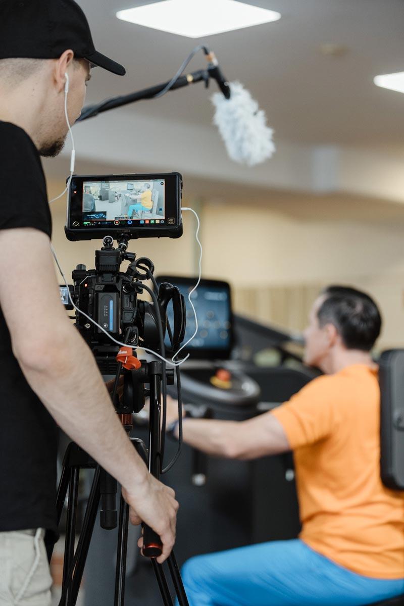 Livestream Produktion Fraem (Video Livestreaming)